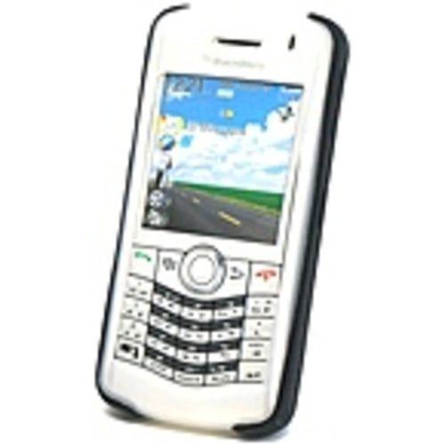 Griffin FlexGrip 24001-BPFGPK FlexGrip for BlackBerry Pearl Black and White