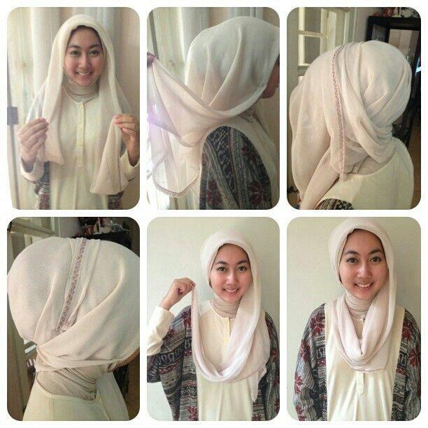 tutorial hijab....so simple