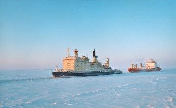 Nuclear-Powered Icebreaker Taymyr to Accompany Vessel to Sabetta - Infrastructure: Arctic-Info
