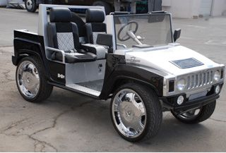 Buy used electric custom golf carts for sale.Buy/Sell customs with our FREE classified ads.Cheap lifted and custom electric models.