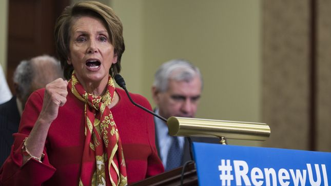 Pelosi's message to grads: Be disruptors. It seems that The liberals are agitating us, their own and obviously want an adversarial system. We came in fighting as a country. I reckon weill go out as one too.