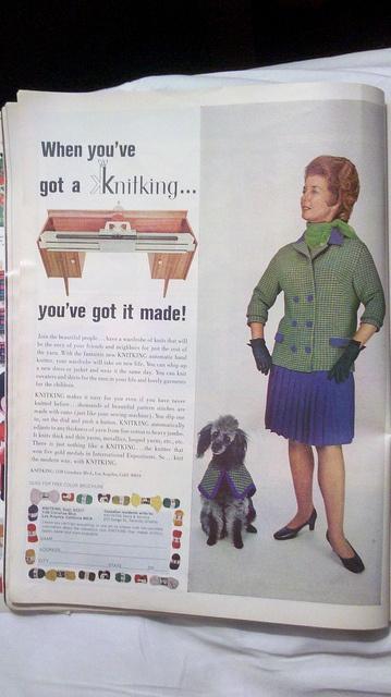 Knitking Knitting Machine