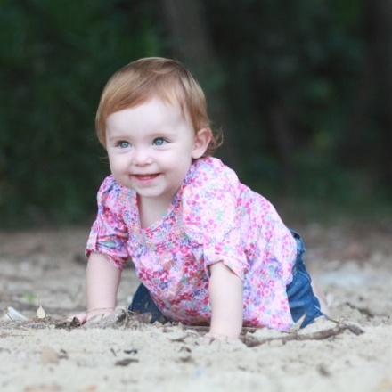 Ellie S | BONDS Baby Search 2013 please vote for her