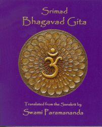 Srimad Bhagavad Gita - Swami Paramananda