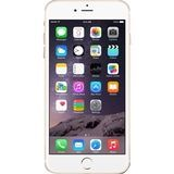 Unlocked Apple - Pre-Owned iPhone 6 Plus 64GB Cell Phone - Gold, IPHONE 6 PLUS 64GB GOLD CRB