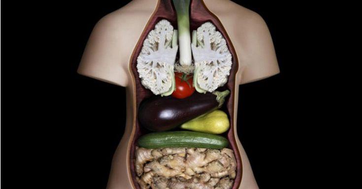 Týchto 11 potravín lieči ľudské orgány, na ktoré sa podobajú