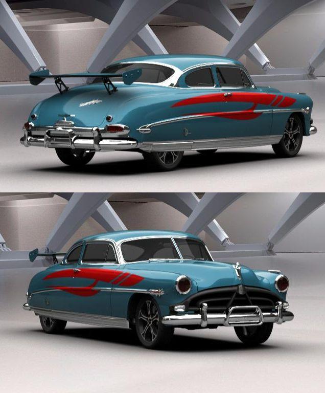Tuning The Hudson Hornet