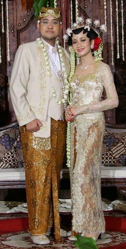 trend busana wanita : Kebaya Dress Modern untuk Gaun Pernikahan