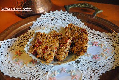 Υγιεινό παστέλι με μέλι αλά Sofeto! Συνταγές για διαβητικούς Sofeto Γεύσεις Υγείας.