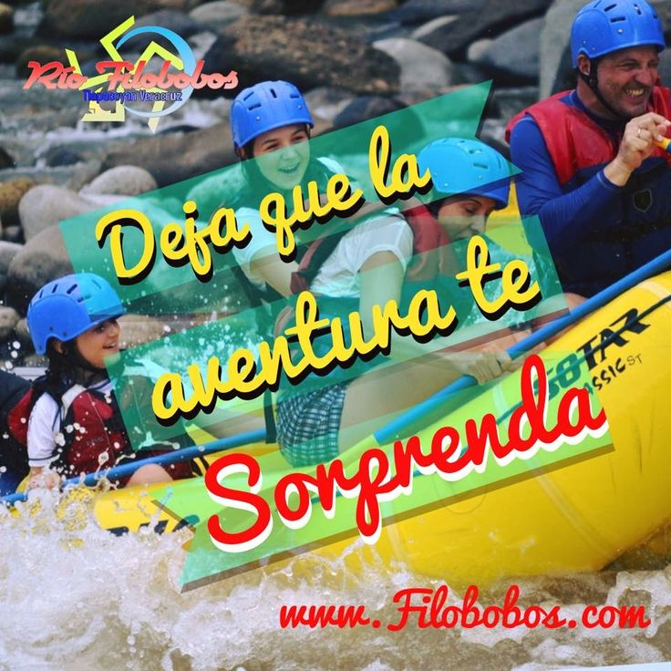 Deja que la aventura te sorprenda en #filobobos #rioFilobobos #Veracruz http://www.filobobos.com https://www.facebook.com/RioFilobobosVeracruz/