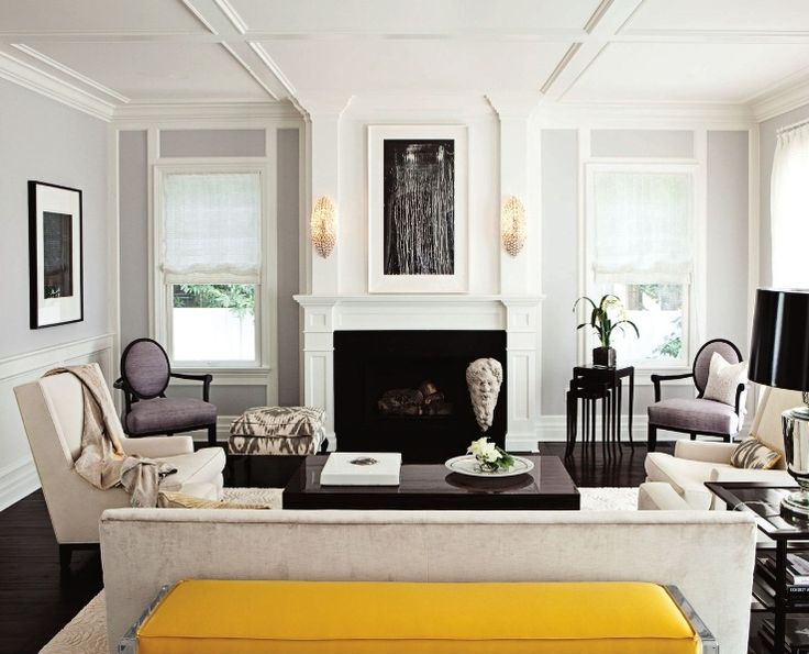 Chic Elegance Of Neutral Colors For The Living Room 10 Amazing Examples: Best 25+ Sophisticated Living Rooms Ideas On Pinterest