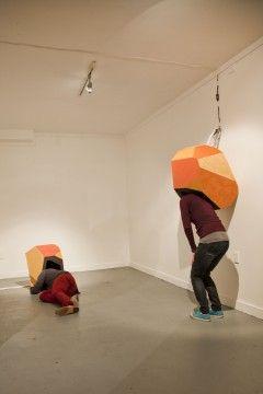 Cara-Ann Simpson sound helmets