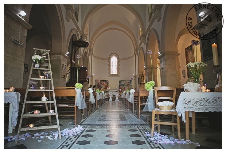 16 best images about d coration glise on pinterest for Decoration eglise