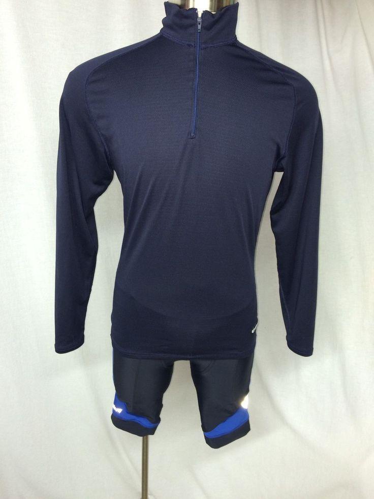 Pearl Izumi Elite Cycling Bib shorts Lot of 2 X-Statc baselayer shirt jersey M