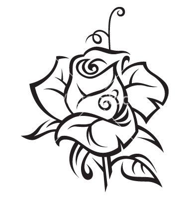 rose-vector-328493.jpg (380×400)