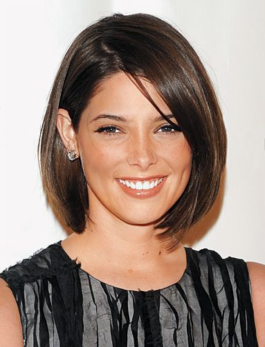 If I went shorter I'd prob, do this.