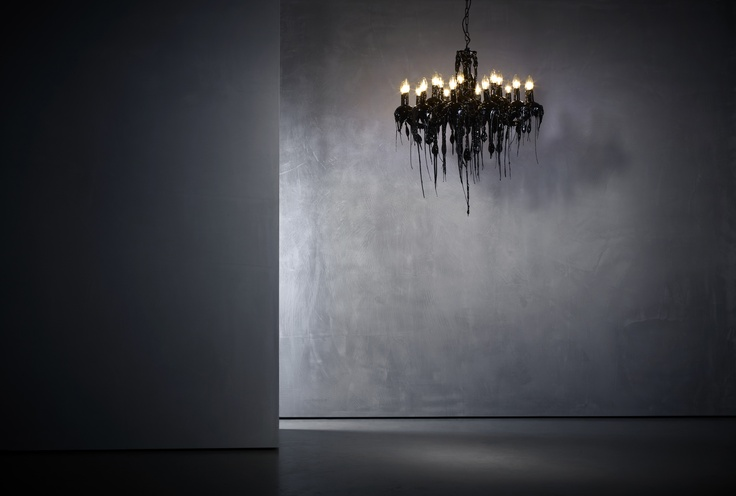 Piet Boon lighting by Maretti - HOT KROON chandelier large