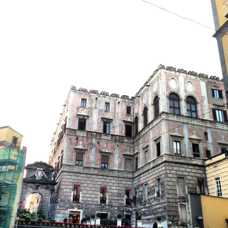 Palazzo Cellamare Napoli