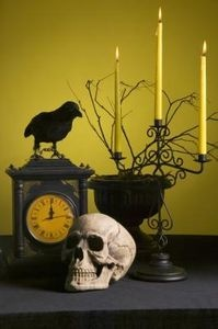 ideas for homemade victorian era costumes - Victorian Halloween Decorations