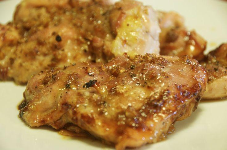 Paleo Chinese Garlic Chicken