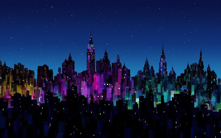 City backdrop made out of paper set design - Google Search