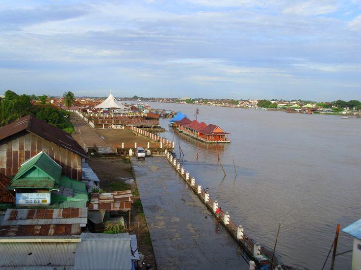 Palembang, Indonesia (1990)
