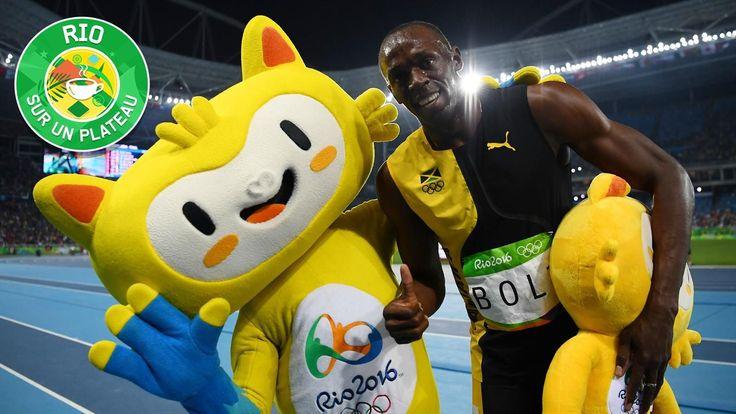 """Bolt, 43""""03 (!), Lavillenie : Rio sur un plateau - Rio 2016 - Jeux Olympiques - Eurosport"""