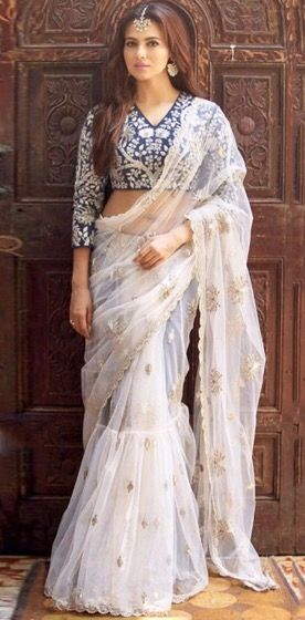 A lovely Payal Singhal saree. @http://www.maalpani.com/latest-arrivals.html