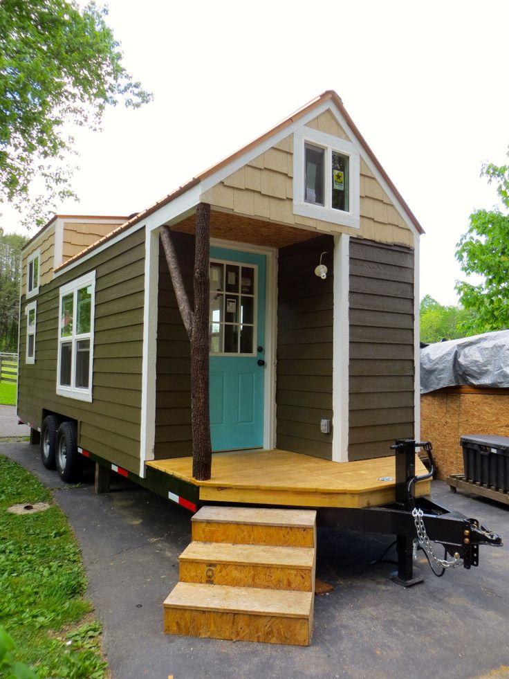 55 Best Brevard Tiny House Start To Finish Images On