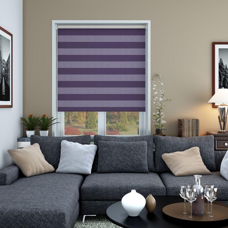 Purple Roller Shades : Best purple roller blinds images on pinterest