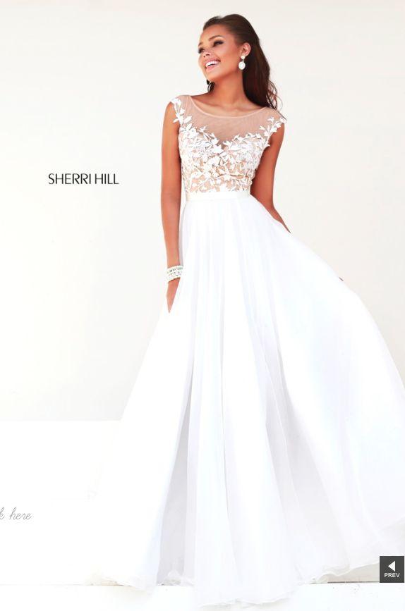 sheri hill dress