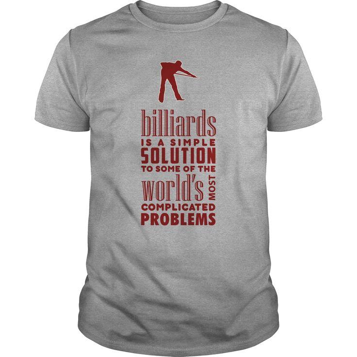 Simple solution  Billiards 0516