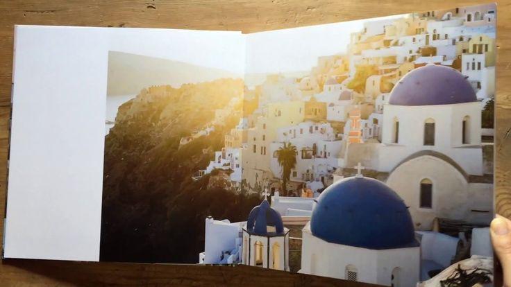 Bleibende Erinnerungen:  Reisefotobuch. So ein Buch ist ein bisschen wie eine Reisedokumentation, bei der die Erinnerungen beim Durchblättern jedes Mal wieder wach werden. ✈️