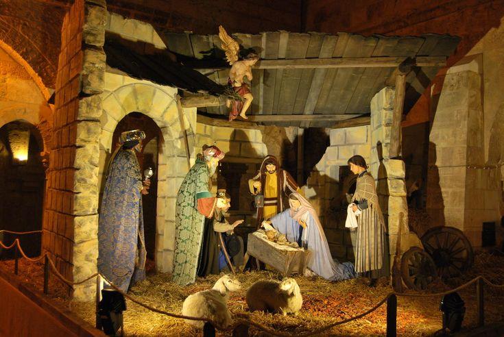 A Betlemme il presepe di Tesero