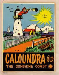 Image result for vintage caloundra postcard