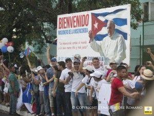 Homilia del Papa Francisco en la Habana, Cuba
