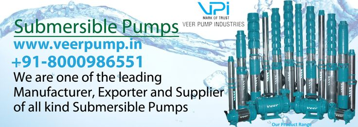 Openwell  Monoblock Submersible Pump Manufacturers in Ahmedabad