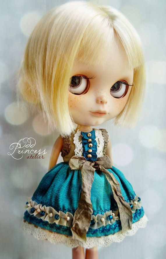 1796 best blythe roupas acess rios images on pinterest for Tenue shabby chic