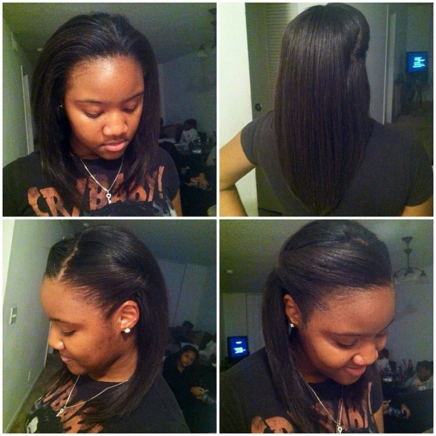 Natural Hair Full Sew In Green Bay Wi Lambeau Field