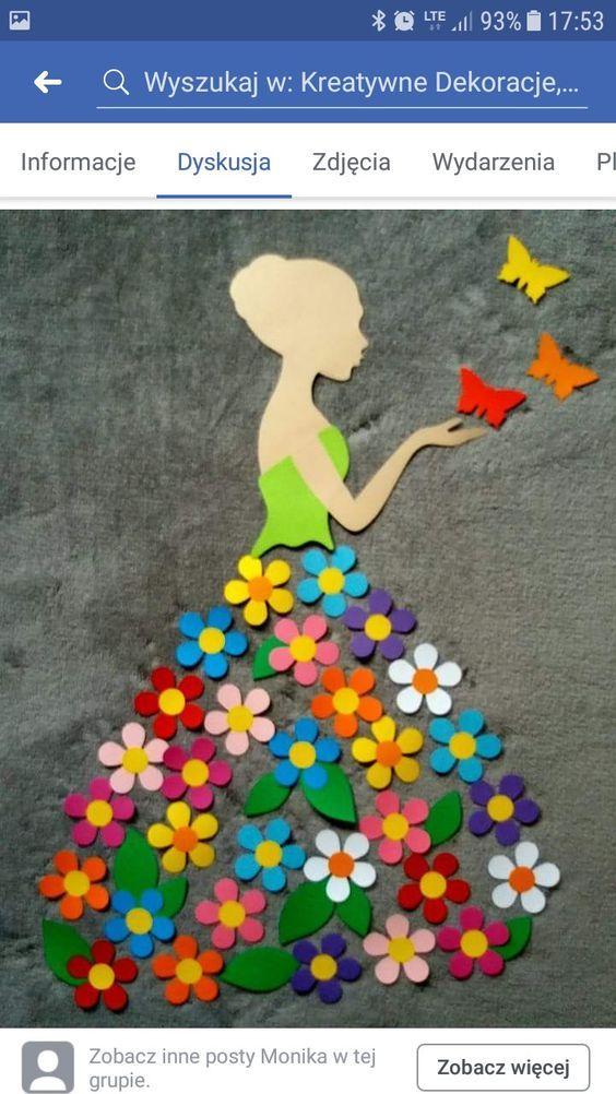 "Idée Pinterest : ""Dame printemps"" - LocaZil"