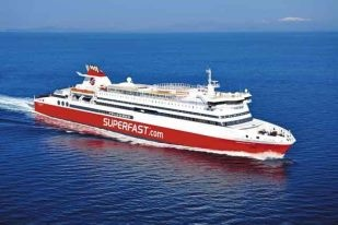 Superfast Ferries  #ferries #travel #Greece #Italy
