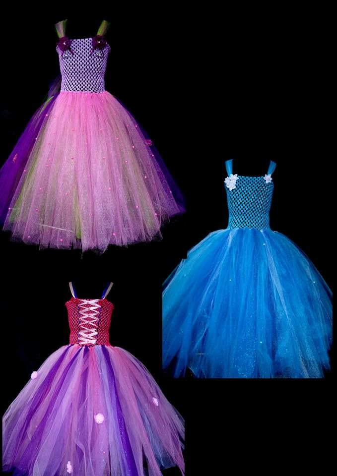 Beautiful fairy dresses by Arlie Girl