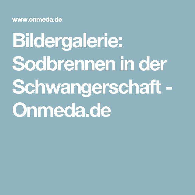 Bildergalerie: Sodbrennen in der Schwangerschaft - Onmeda.de