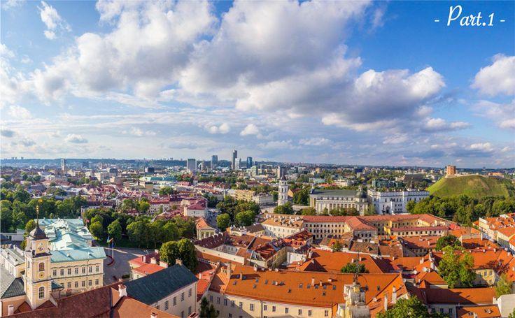 パリ、北欧の次にくるネクストブレイク予想はリトアニア。高感度なアートやサブカルチャーの新しい発信地になること間違いなし。J'aDoRe JUN ONLINEは、いまリトアニアに注目しています。