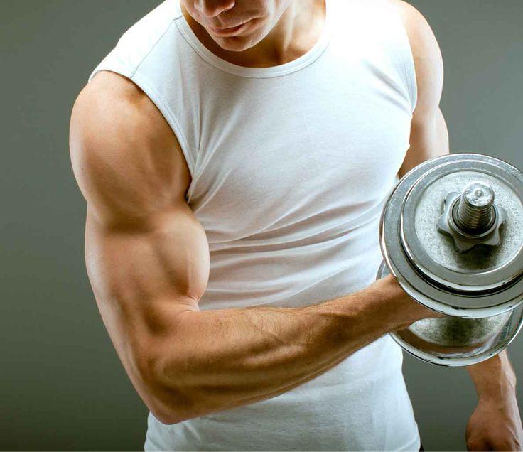 30-minutes to bigger, fuller biceps.