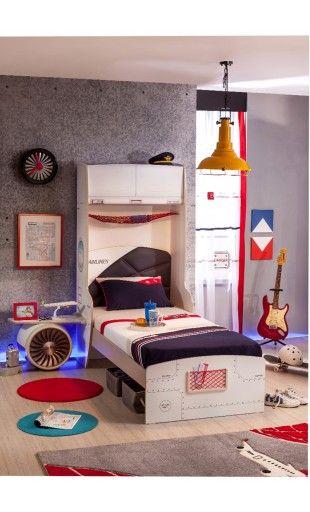 Dormitorio temático First Class de Cilekspain, dormitorios temáticos