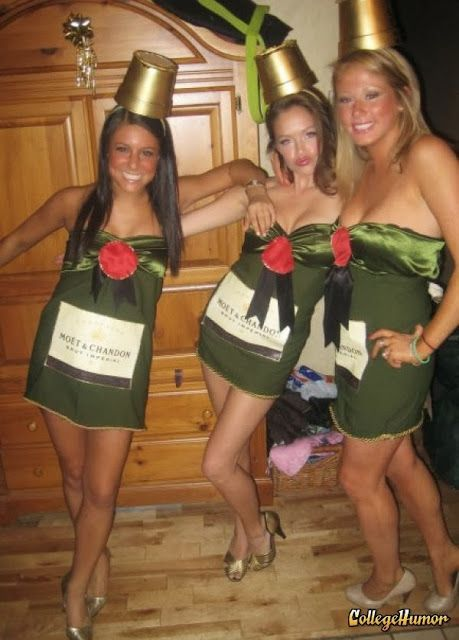 funny and cool halloween costumes - Awesome College Halloween Costumes