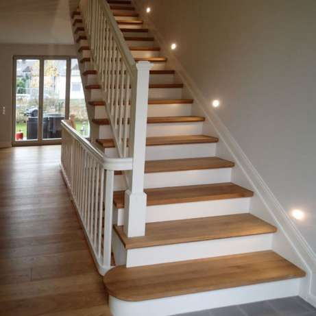 Drewniane schody, blaty, parapety. Zambrów - image 1