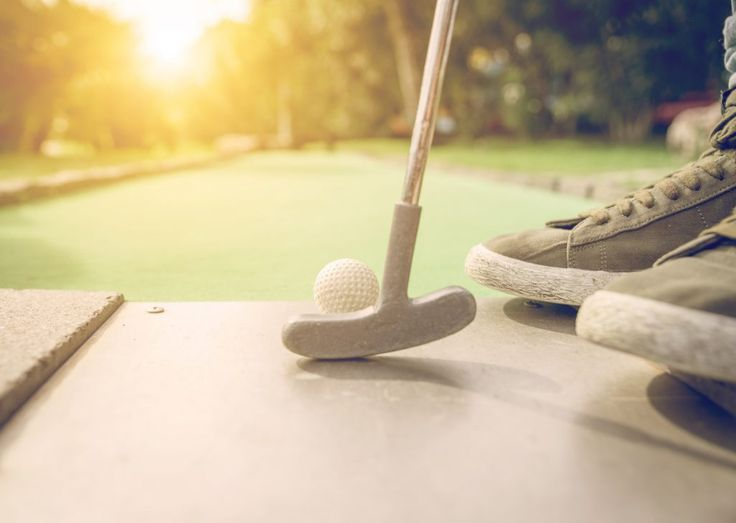 We believe mini golf courses should be both entertaining and challenging.