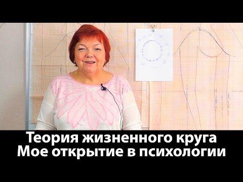 Теория жизненного круга Мое открытие в области психологии - YouTube